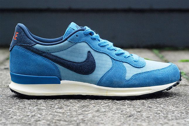 Nike Air Solstice Profile Blue 1
