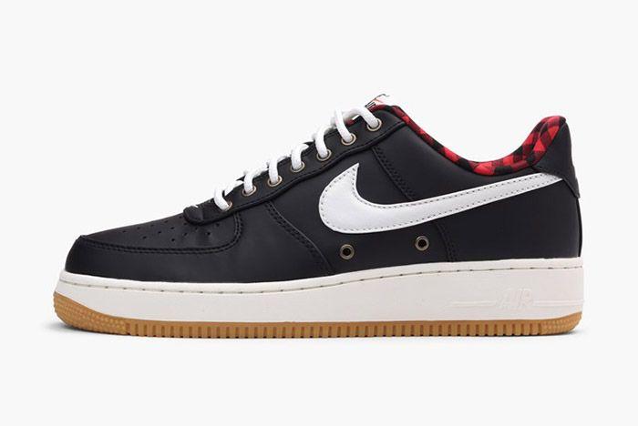 Nike Air Force 1 07 Lv8 Black 2