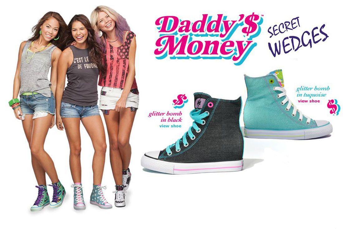 Skechers Daddys Money Front Shot