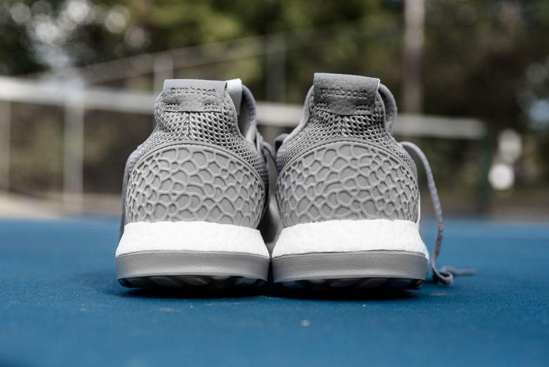 Adidas Pure Boost Zg Grey 6 1