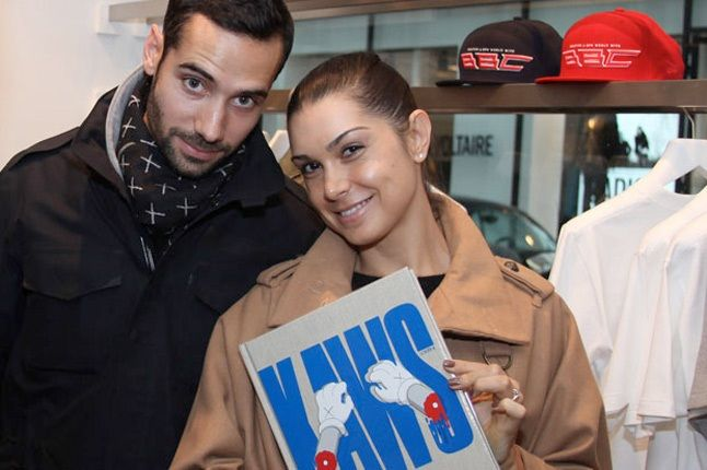 Kaws Book Signing Colette 2 1