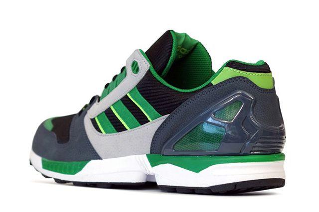 Adidas Originals Zx 8000 Fairway Dark Onix 1