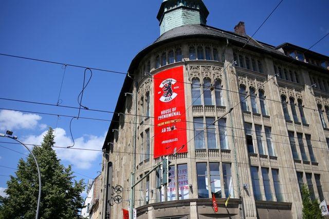 Sf Germany Visit Nike Berlin House Of Phenomenal 18