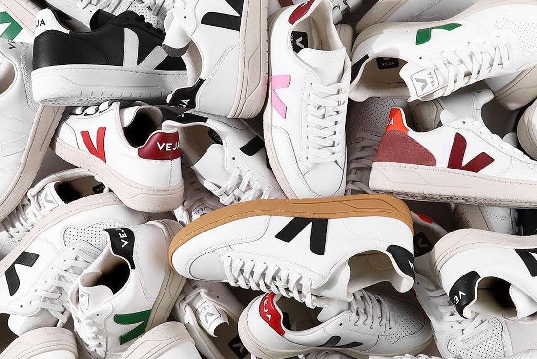 Veja Brands To Watch Ecological Sneaker Top Shot