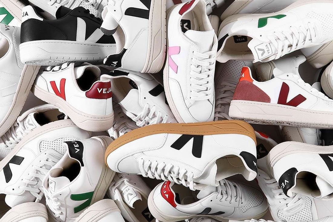 Veja Brands To Watch Ecological Sneaker Top Shot