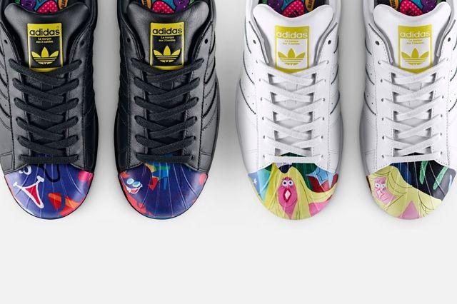 Adidas Originals Pharrell Williams Supershell Toddjames