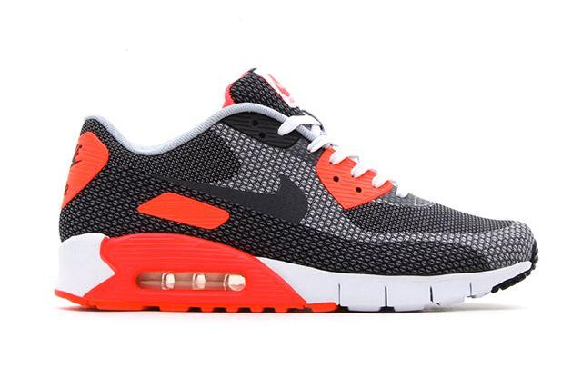 Nike Air Max 90 Jacquard Infrared 1