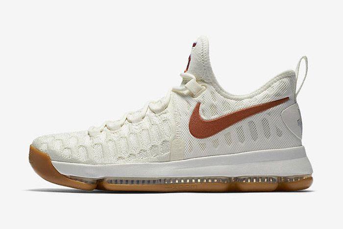 Nike Zoom Kd 9 Texas Cream Gum 5