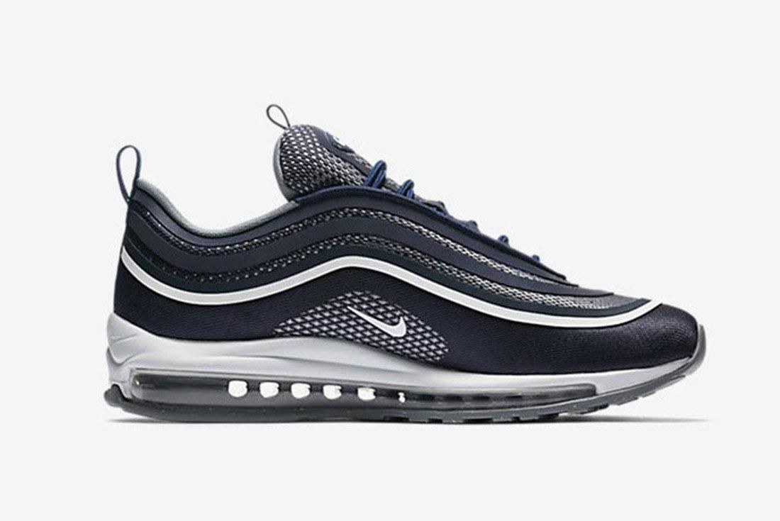 Nike Air Max 97 Ultra Midnight Navy Blue 1
