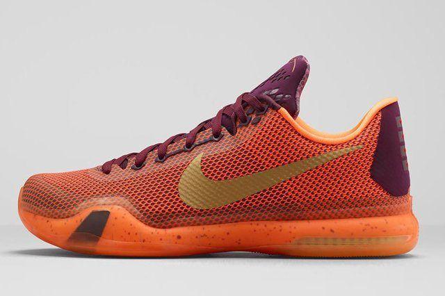 Nike Kobe 10 Silk 6