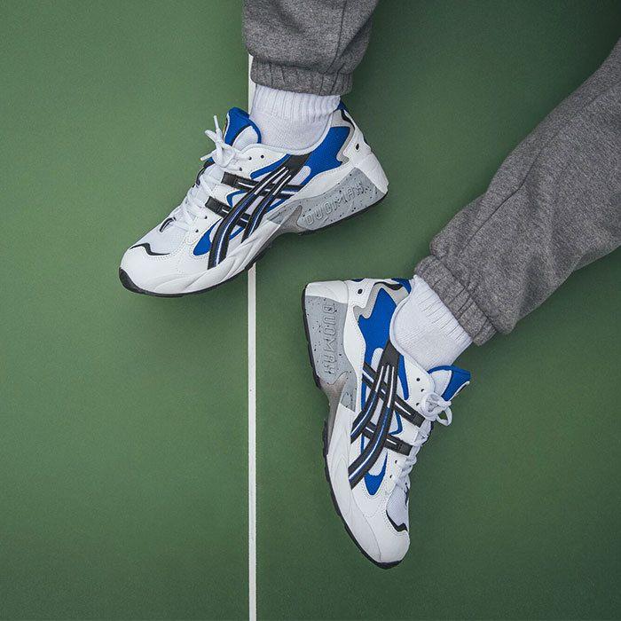On-Foot Look: ASICS' GEL-Kayano 5 OG is