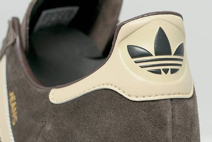Size X Adidas Jeans Mk Ii Dark Browntan2
