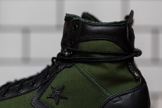 Undefeated X Converse Pro Field Hi Ankle