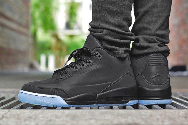 Air Jordan 5lab3 Black - Sneaker Freaker