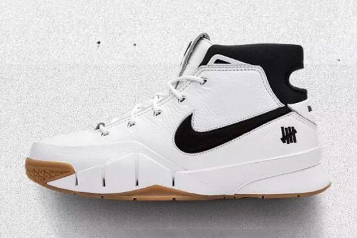 Undefeated X Nike Zoom Air Kobe 1 Protro Undftd Sneaker Freaker 4