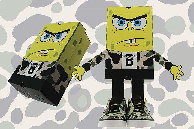 Spongebob Bait Creative Recreation 6 1