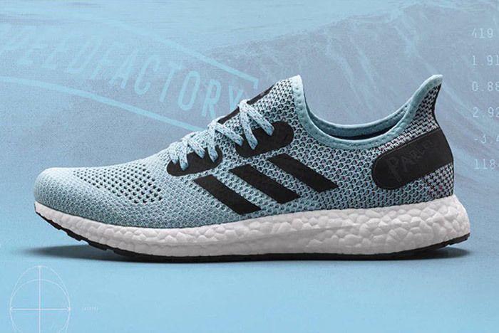 Adidas Parley Speedfactory Am4 La 4