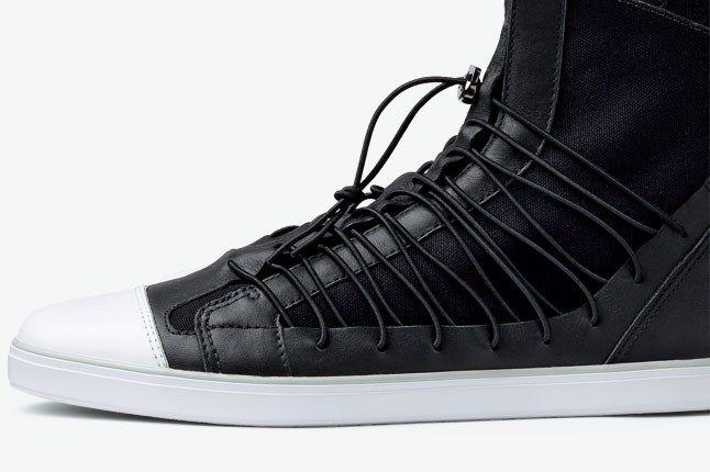 Adidas Plim Lace High Black 4 1