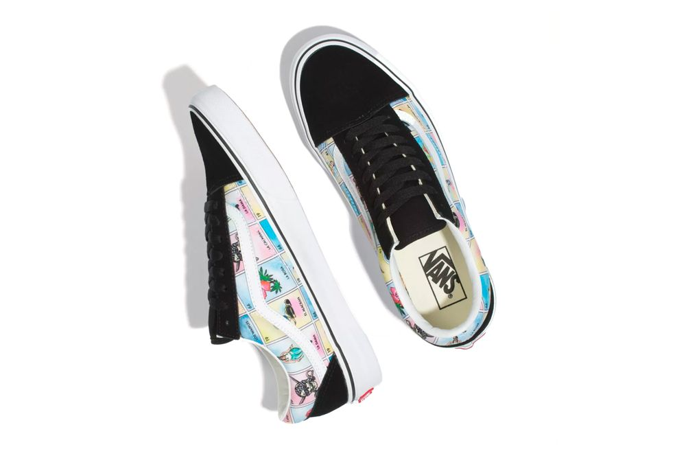 Vans Lotería Old Skool Top