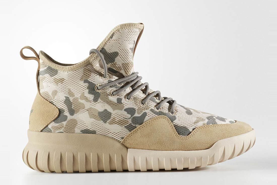 Adidas Tubular X Uncaged Camo Pack 1