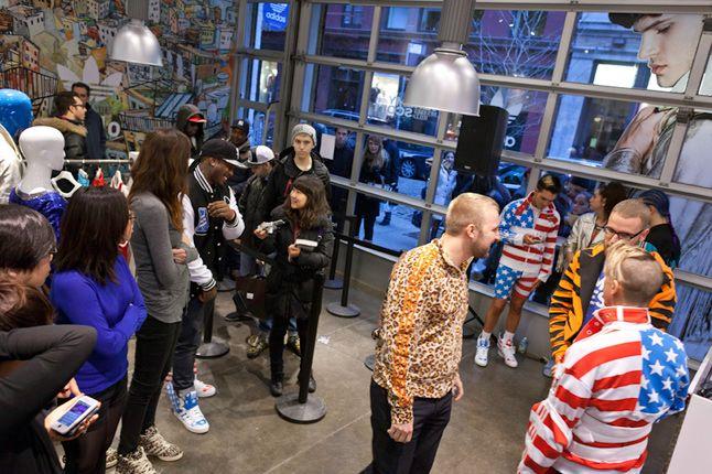 Jeremy Scott In Store Adidas Originals Soho New York 59 1