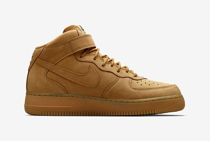 Nike Air Force 1 Flax Mid 5