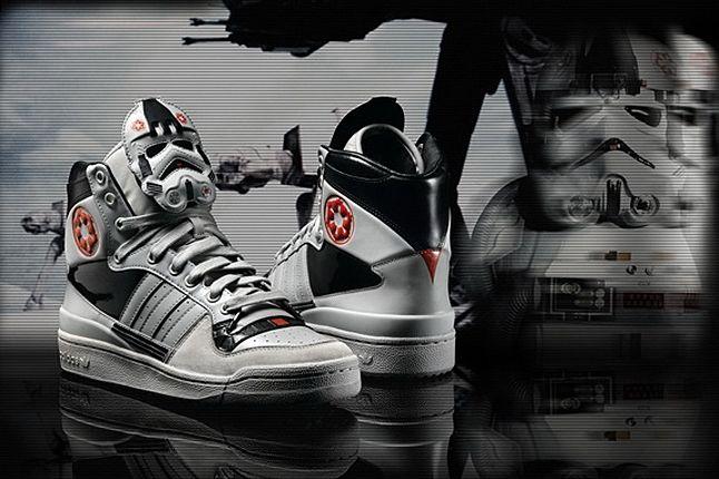 Adidas Star Wars 2011 At At Pilot Eldorado 1