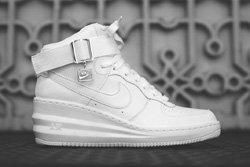 Nike Lunar Force 1 Sky Hi Jacquard Monotone Pack 1