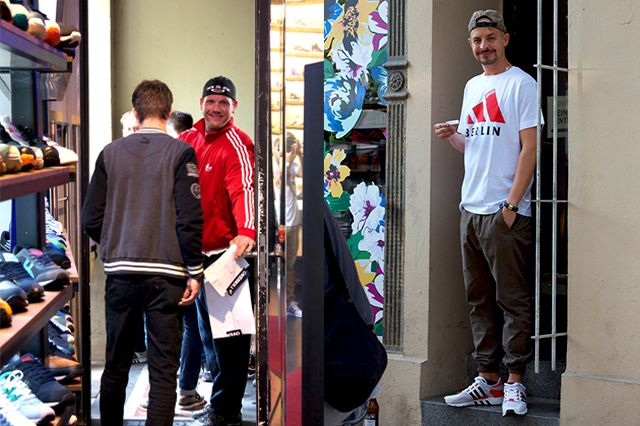 Adidas Eqt And Snkr Frkr Montana Cans Launch At Overkill Recap 4