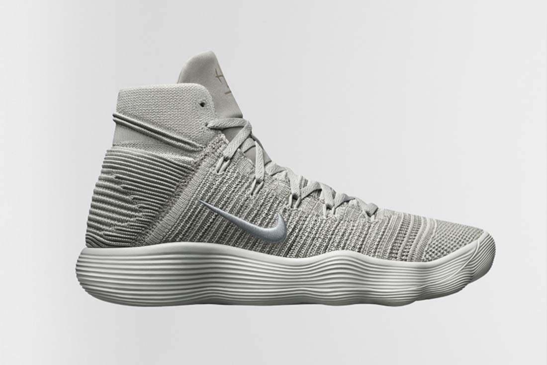 Nike React Hyperdunk 2017 Flyknit 4