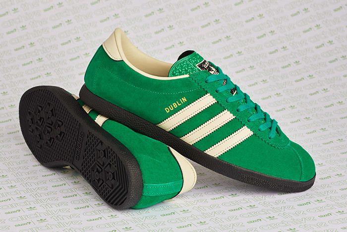 Adidas Dublin St Patricks Day Green 3