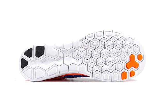 Nike Free Flyknit Orangina