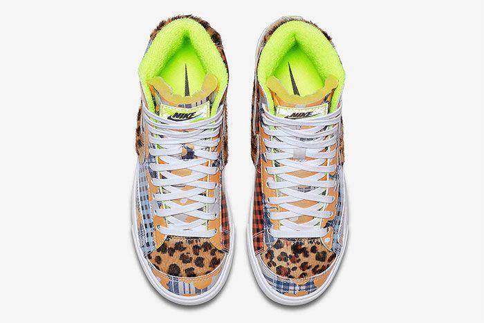 Nike Blazer Mid Gel Patterns Cj4239 491 6