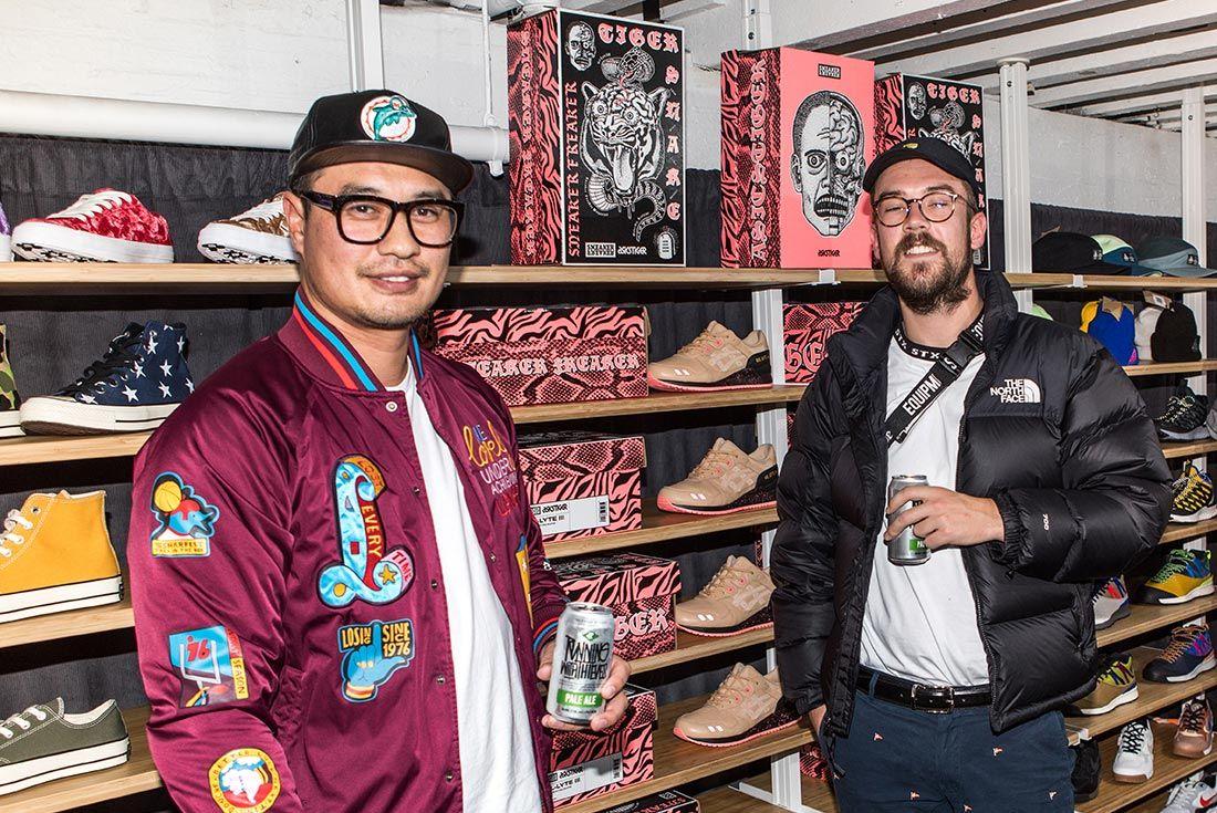 Sneaker Freaker Asics Gel Lyte Iii Tiger Snake Launch Party Recap 13