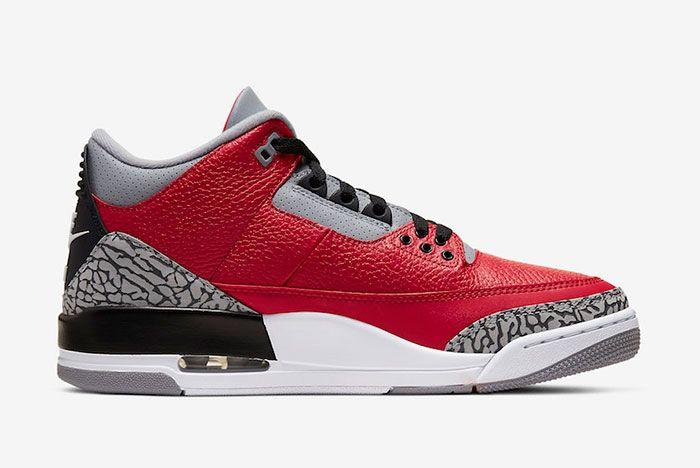Air Jordan 3 Nike Chi Right