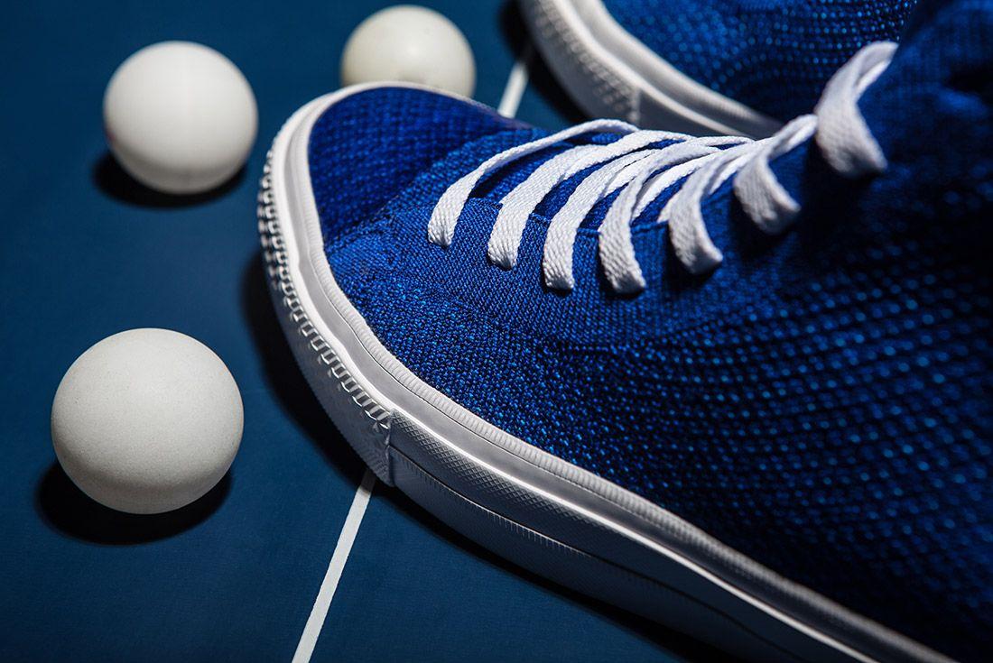 Cons Flyknit Blue 9557