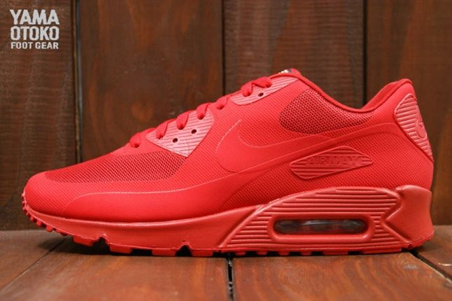 Nike Am90 Hyp 4Thjuly Red Profile 1