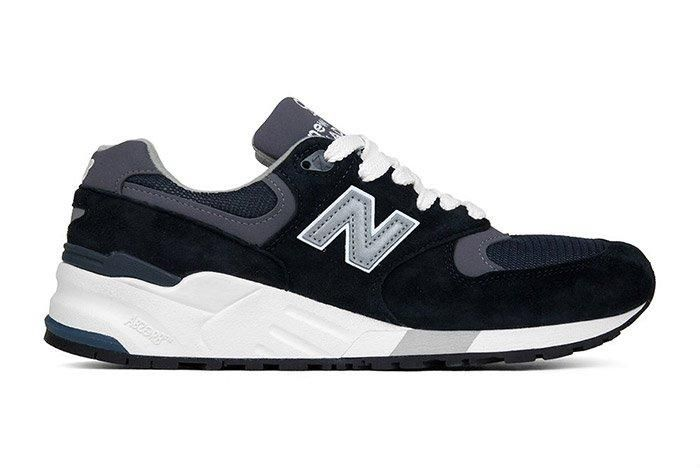 New Balance 999 Made In Usa Navy Pewter 4