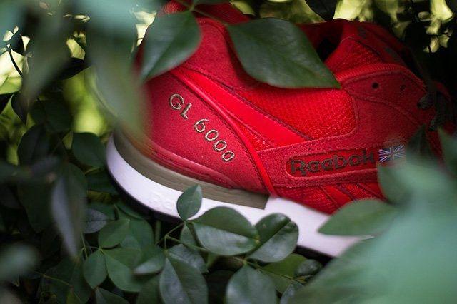 Reebok Gl 6000 Red Olive 2