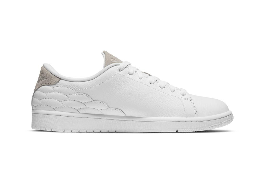 Jordan Centre Court 'Triple White'