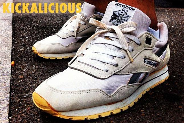 Kickalicious Reebok 1