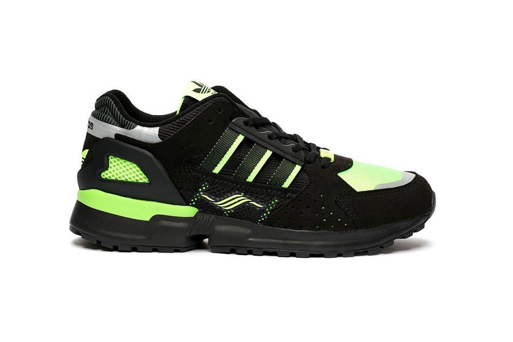 adidas ZX 10000 Solar Green Right