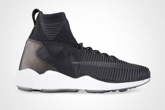 Nike Zoom Mercurial Flyknit Black Thumb