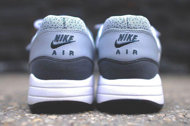 Air Max 1 Jacquard Pure Platinum Heel2
