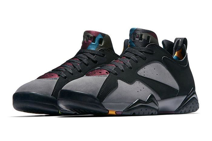 Air Jordan 7 Low Bordeaux 4