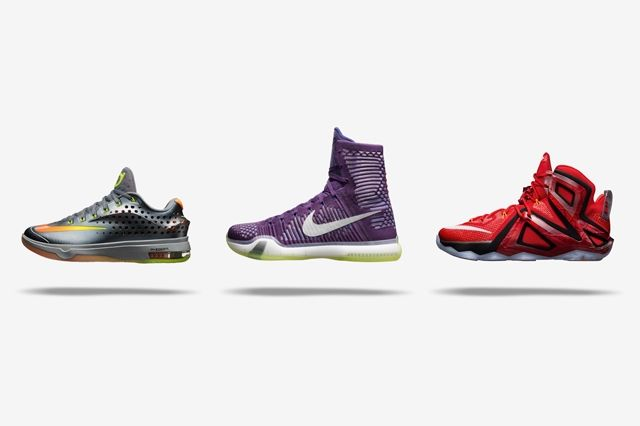 Nike Basketball 2015 Elite Series 12