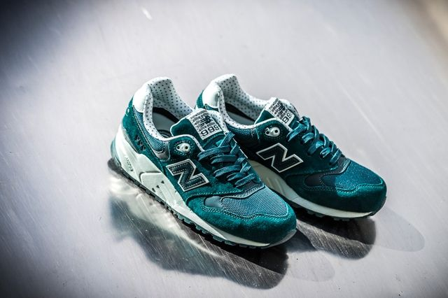 New Balance 999 Sea Foam 1
