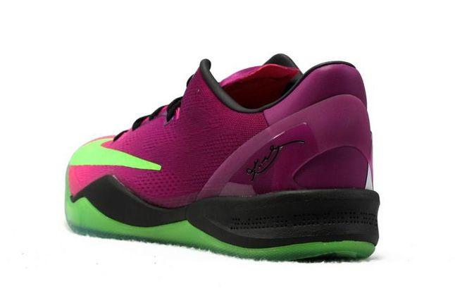 Nike Kobe 8 System Mc Heel Quarter 1