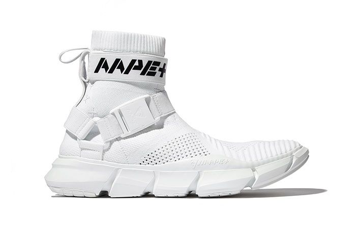 Aape By A Bathing Ape Spring Summer 2019 Footwear Collection 2 Sidejpg