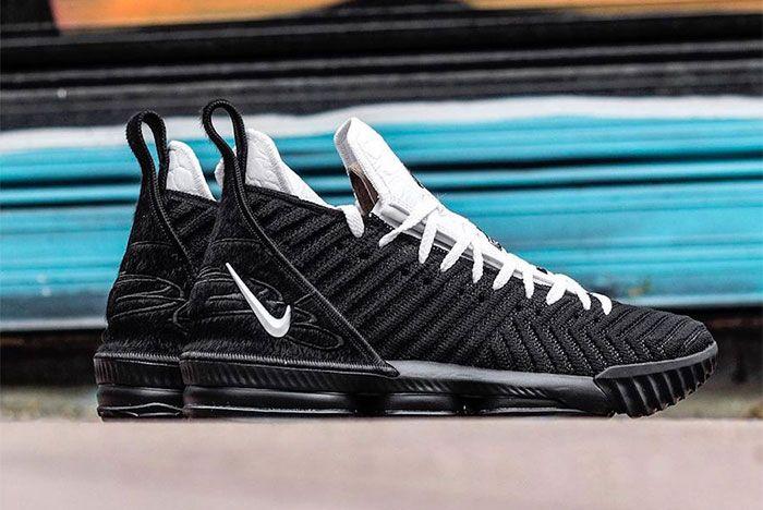 Nike Lebron 16 Four Horsemen Right
